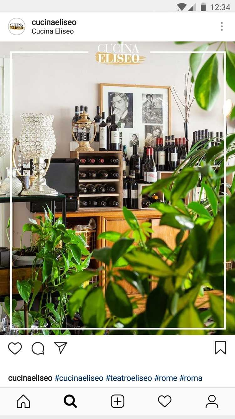 Cucina Eliseo – Photo by LES Visual Stories